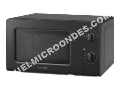 micro ondes daewoo micro ondes kor6lm07b au meilleur prix. Black Bedroom Furniture Sets. Home Design Ideas