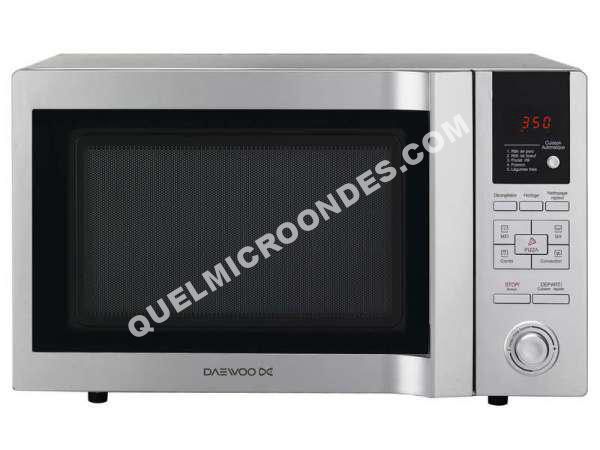 micro ondes daewoo micro ondes multifotion koc 9uots au meilleur prix. Black Bedroom Furniture Sets. Home Design Ideas