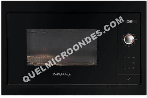 micro ondes de dietrich micro ondes dme7121x au meilleur prix. Black Bedroom Furniture Sets. Home Design Ideas
