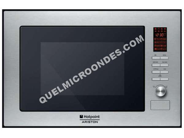 micro ondes hotpoint ariston micro ondes grill mwha222 1x au meilleur prix. Black Bedroom Furniture Sets. Home Design Ideas