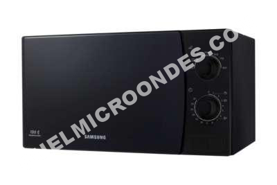 micro ondes samsung four micro ondes mono me81kb 1 au meilleur prix. Black Bedroom Furniture Sets. Home Design Ideas