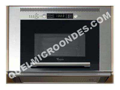 micro ondes whirlpool avm 960 ix micro ondes monofotion int grable 22 lit. Black Bedroom Furniture Sets. Home Design Ideas