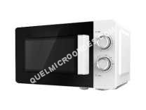 Micro ondes<br/> mono fonction OCEAMO20W6 - micro-ondes monofotion - pose libre - 20 litres - 700 Watt - bla