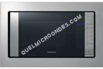nouveautes Micro ondes gril eastrable FG77SUST INOX